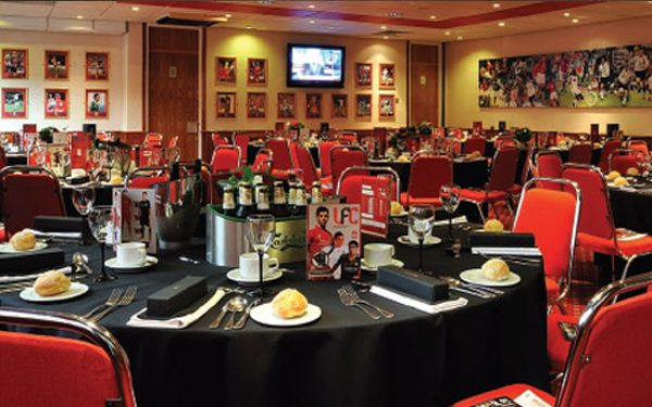 Image result for liverpool fc anfield hospitality centenary club