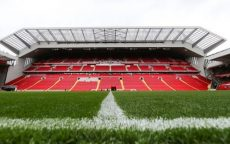 Liverpool Main Stand Ticket
